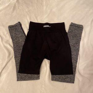 GYMSHARK Two Tone Flex leggings,